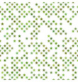 geometrical star pattern background - repeating vector image vector image
