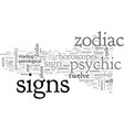 basis zodiac signs and horoscopes how truthful vector image vector image