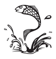 Fish1 resize vector image vector image