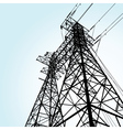 Transmission tower vector | Price: 1 Credit (USD $1)