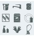 wash vector image vector image