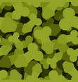 penis military seamless pattern member army vector image vector image