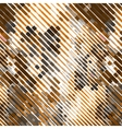 Abstract background with thin diagonal sticks vector image