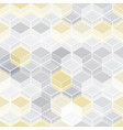 tech mosaic seamless pattern vector image vector image