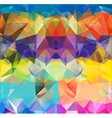 Abstract geometric background space vector image