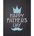 Fathers day greeting card vector | Price: 1 Credit (USD $1)