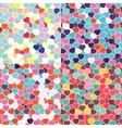 Hearts Seamless Texture vector image vector image