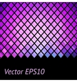 Abstract violet tempate vector image