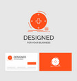 business logo template for clinical digital vector image