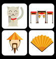 chinese culture vector image