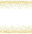 gold dot2-1 vector image vector image