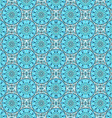 Seamless pattern of mosaic vector image