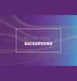 modern abstract high tech background vector image vector image