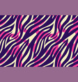 trendy color abstract tiger pattern background