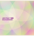 bright holographic backdrop with gradient rainbow vector image