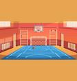 school gym gymnasium basketball court and campus