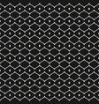seamless mesh pattern ornament geometric texture vector image vector image