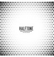 halftone comic style background vector image vector image