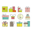 Presents Clipart vector image vector image