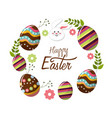 Easter eggs day icon