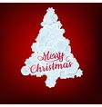Christmas tree EPS 10 vector image
