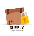 supply icon vector image vector image
