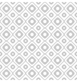 Geometry seamless pattern with circles and squares vector image vector image