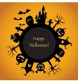 Happy Halloween fun vector image vector image
