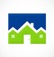 home resident logo vector image