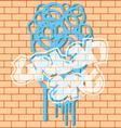 Urban Graffiti vector image