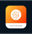 link chain url connection link mobile app button vector image vector image