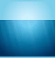 underwater background vector image