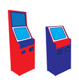 Payment Terminals A vector image