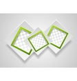 Abstract modern frames background vector image vector image