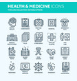 health care medicine first aid medical blood vector image