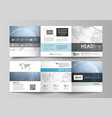 the gray colored minimalistic vector image vector image