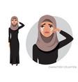 arab woman crying