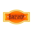 Collection of vintage retro bakery logo vector image vector image