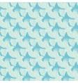 Blue Flying Birds Diagonal Texture Seamless vector image