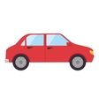 car vehicle side vector image vector image