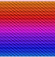 colorful gradient geometric abstract tile texture vector image vector image