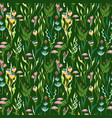 incredibly bright seamless pattern with vector image