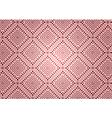 Rhombus a dash seamless pattern vector image vector image