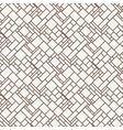 seamless pattern of rectangles of different vector image vector image