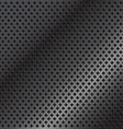 Grey metal texture vector image