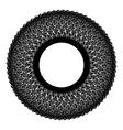 Circle Frame vector image vector image