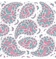 paisley seamless pattern ornament vector image vector image