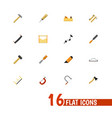 Set of 16 editable instrument icons includes