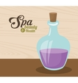 spa beauty and health aromatherapy vector image vector image