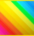 vintage color lines background vector image